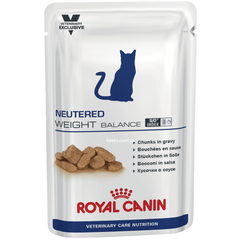 Лечебные консервы Royal Canin NEUTERED WEIGHT BALANCE Pouches