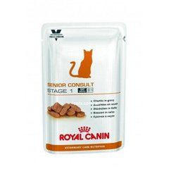Лечебные консервы Royal Canin SENIOR CONSULT STAGE 1 Pouches