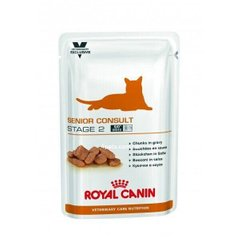 Лечебные консервы Royal Canin SENIOR CONSULT STAGE 2 Pouches