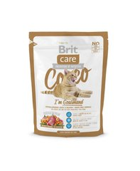 Brit Care Cat 0,4 kg Cocco I am Gourmand (1+1)