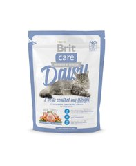 Brit Care Cat 0,4 kg Daisy I have to control my Weight (д/кошек с избыточным весом)