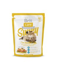 Brit Care Cat 0,4 kg Sunny I have Beautiful Hair (здоровья кожи и шерсти)